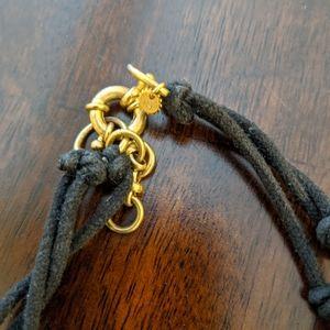 IH Statement Necklace